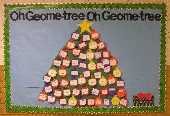 Oh Geome-tree