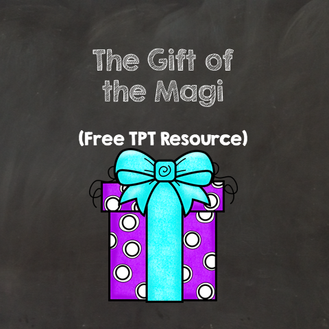 The Gift of the Magi Digital + Printable Story Unit