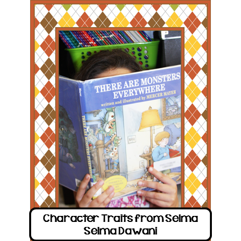 Charater Traits from Selma