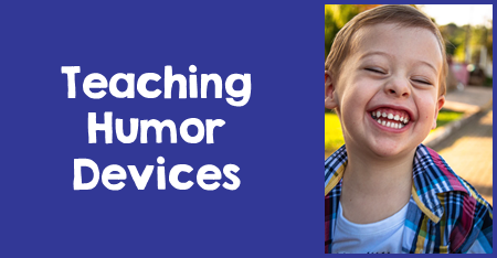 Teaching Humor Devices