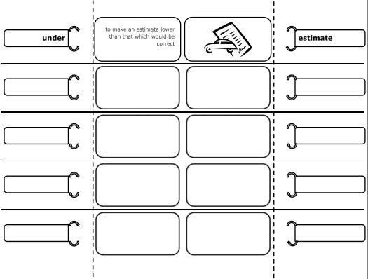 Free Printable Graphic Organizer