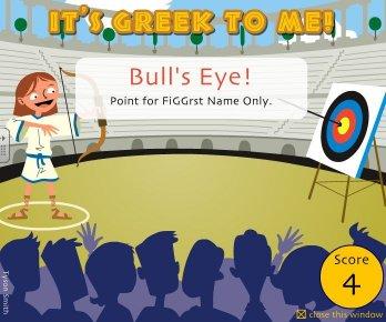 It's Greek to Me!