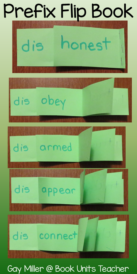 Activities and Ideas for Teaching Prefixes - includes free printables