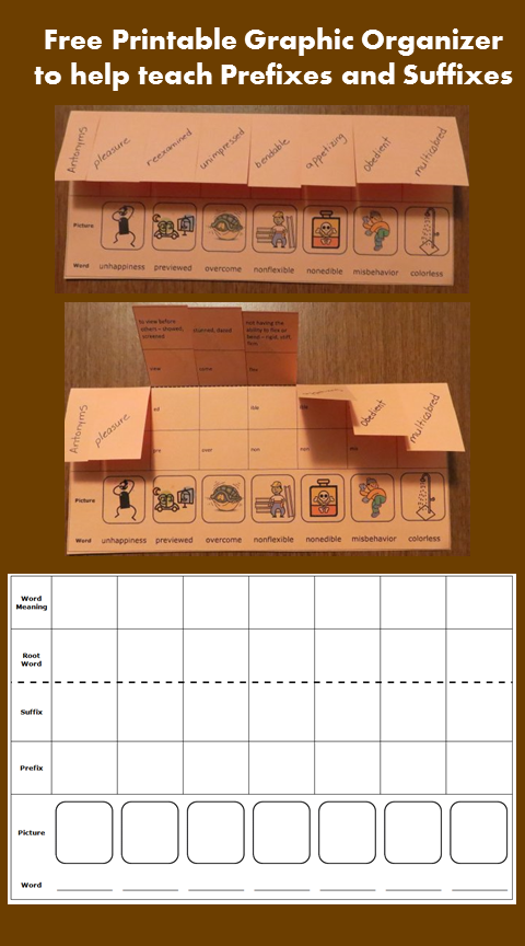 free printable graphic organizers for writing