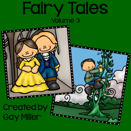 Fairy Tales Volume 3 teaches mood and tone, plot (sequencing, summarizing and main idea), and plot devices.