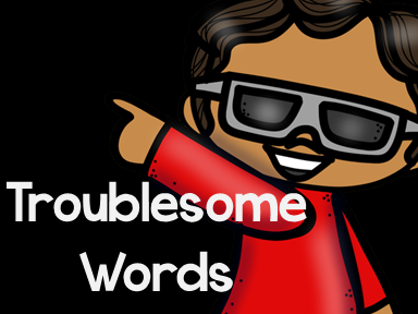 Troublesome Words