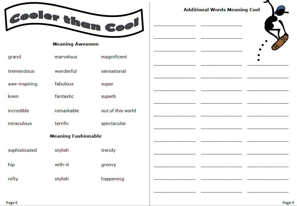 Ideas to Present Students from Using Overused Words