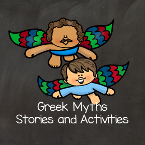 Three Greek Myth Activities