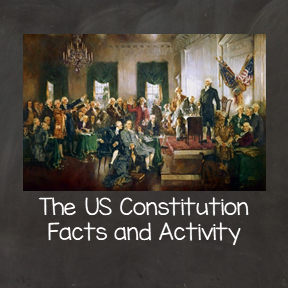 Ten Interesting Facts...The Constitution