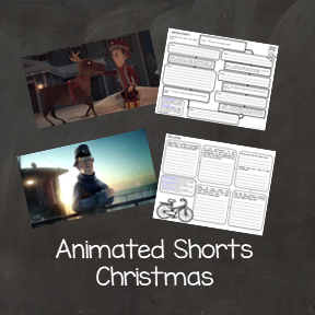 Animated Christmas Shorts