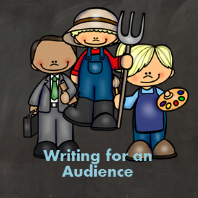 Writing for an Audience Hosted by Boom Learning