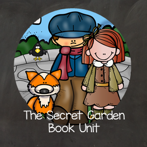 The Secret Garden Book Unit