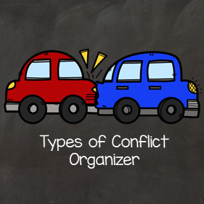 Types of Conflict Organizer