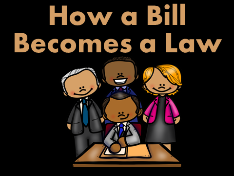 How a Bill Becomes a Law Teaching Ideas