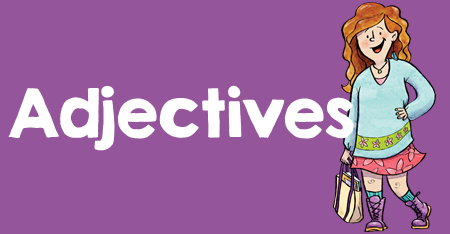 Teaching Ideas and Free Resources to Teach Adjectives