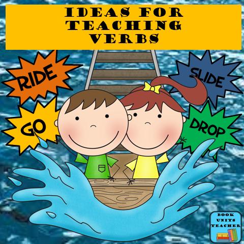 Verbs Teaching Ideas