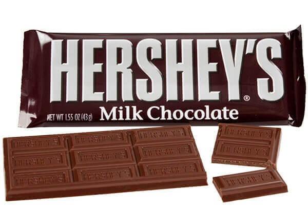 Hershey Milk Chocolate