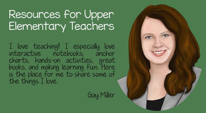 Gay Miller @ Book Units Teacher
