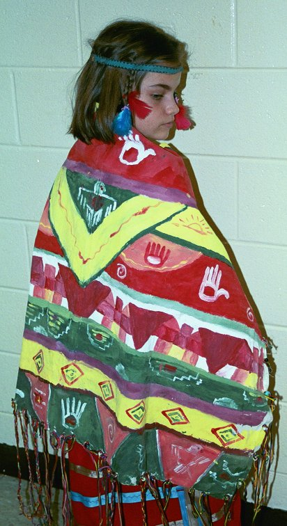Native American Museum Created by Upper Elementary Students