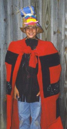 Northwest Coastal Indian Clothing