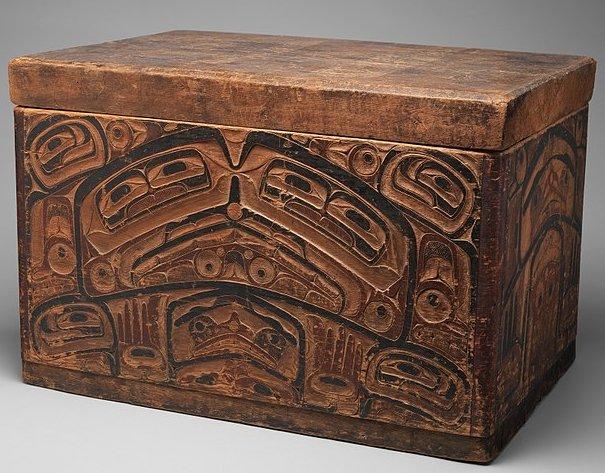 Northwest Coastal Indians Artwork