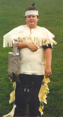 Plains Indian Clothing
