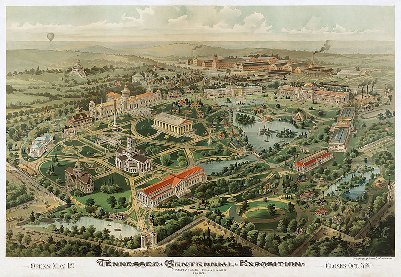 The Tennessee Centennial Exposition