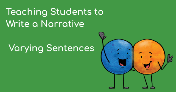 Teaching Students about Varying Sentences