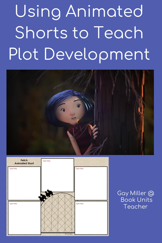 Teaching Teaching Plot Development - Ideas and Free Printables