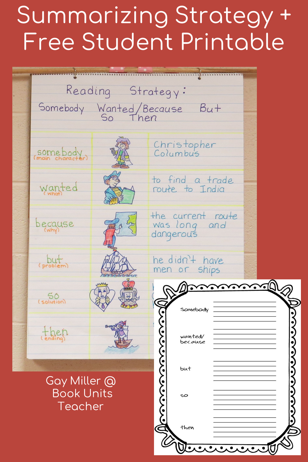 How to Write a Summary Free Teaching Materials