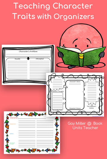 Teaching Character Traits - Ideas and Free Printables