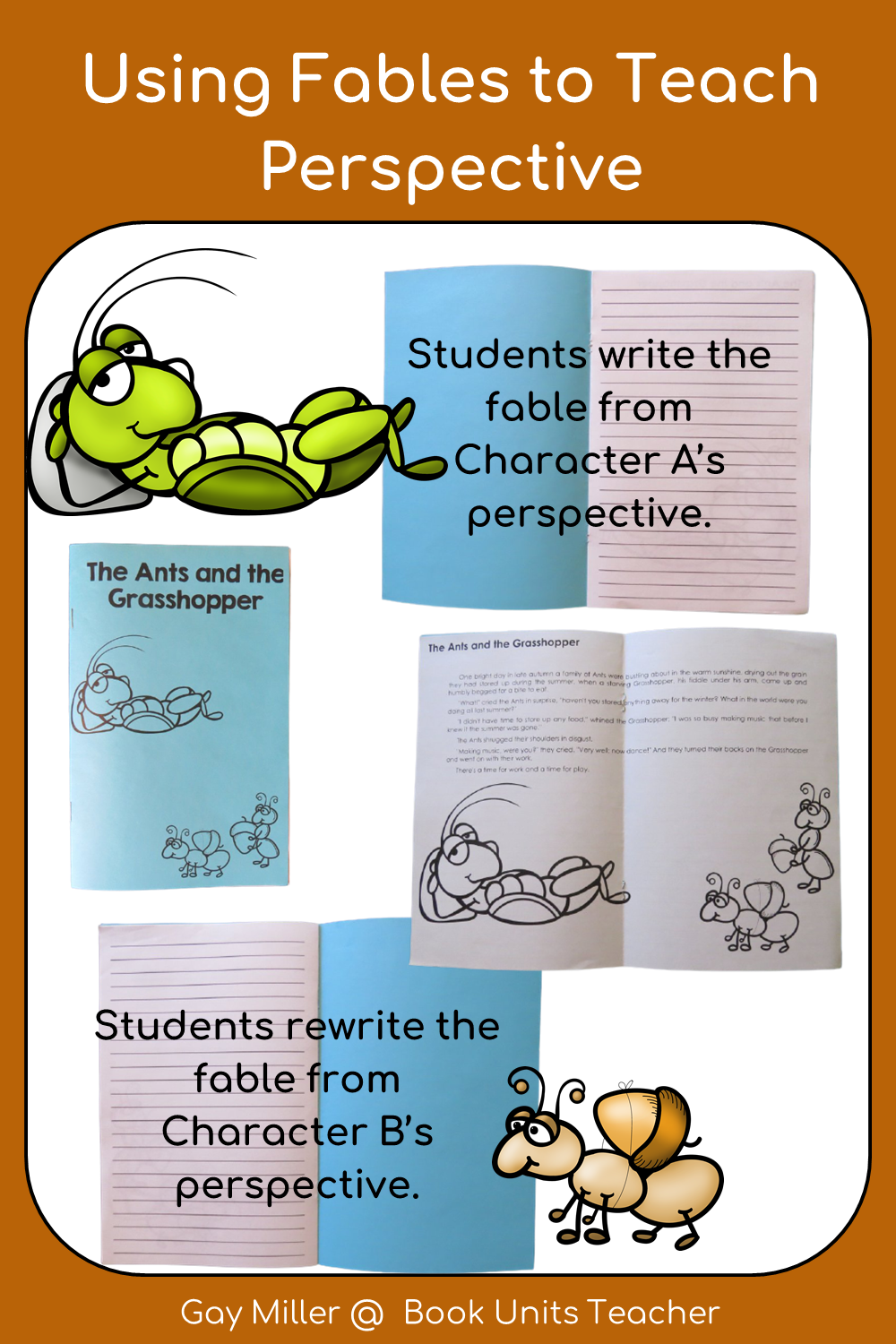 Teaching Perspective - Ideas and Free Printables