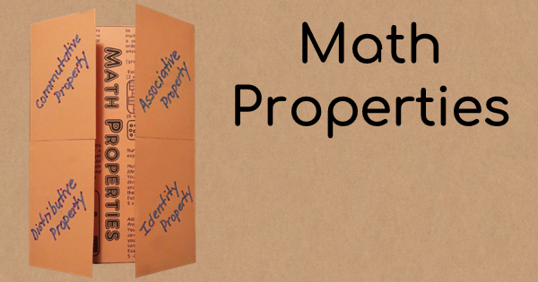 Math Property Activities