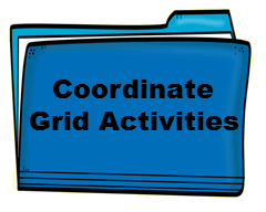 Coordinate Grid Activities