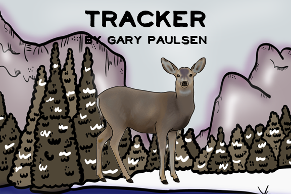Tracker by Gary Paulsen Teaching Ideas