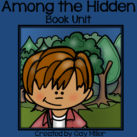 Among the Hidden Book Unit