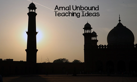 Teaching Ideas for Amal Unbound