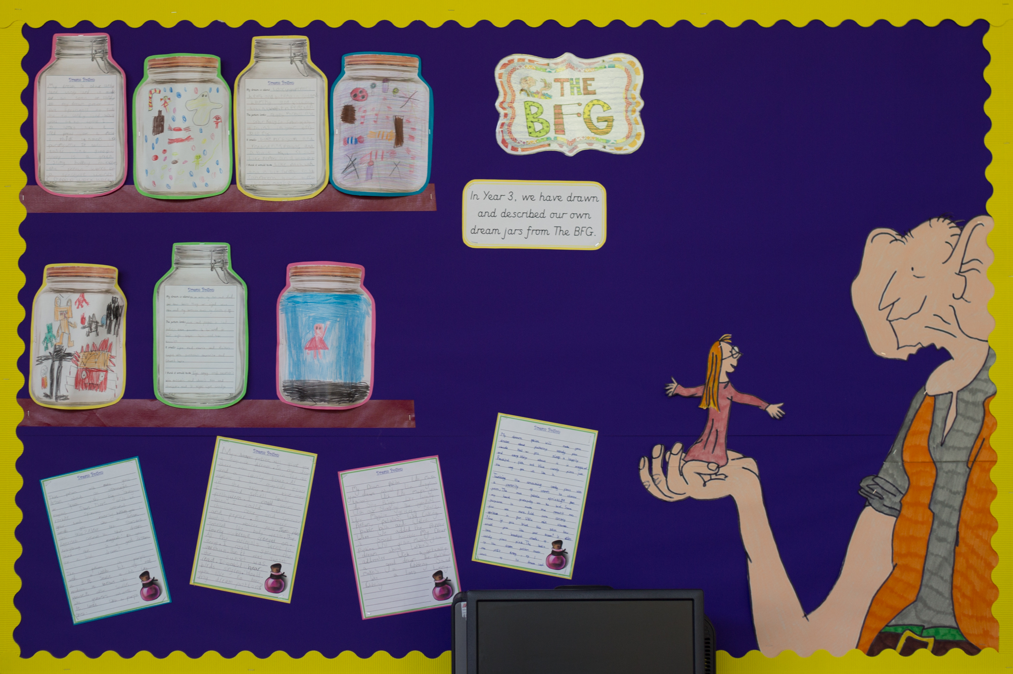Teaching The Bfg By Roald Dahl Book Units Teacher