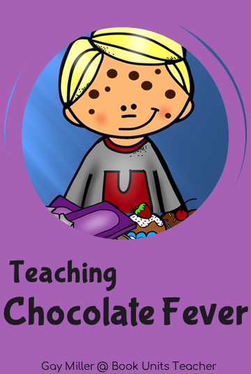 Chocolate Fever by Robert Kimmel Smith Teaching Ideas - Grab a free compare and contrast organizers which is great for upper elementary including 3rd, 4th, and 5th graders.
