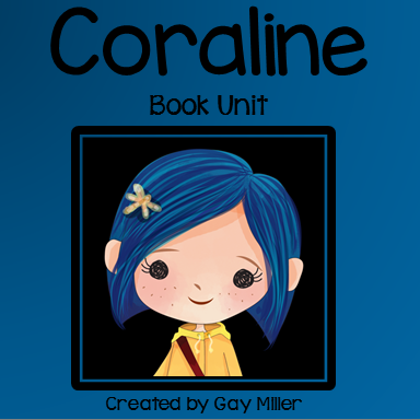 Coraline Book Ideas