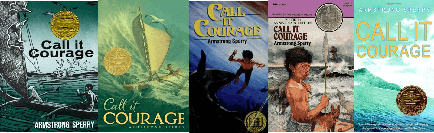 Call It Courage Book Covers