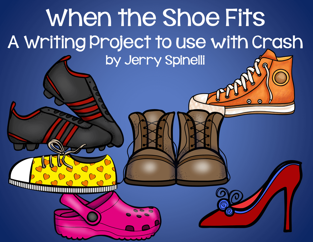 Free Writing Project to use with the book Crash by Jerry Spinelli