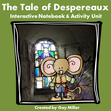 The Tale of Despereaux Book Unit