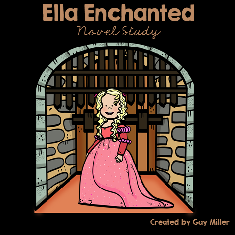 Ella Enchanted Book Unit