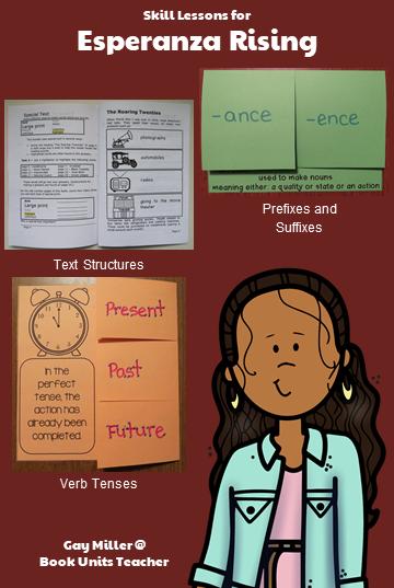 Esperanza Rising Teaching Ideas