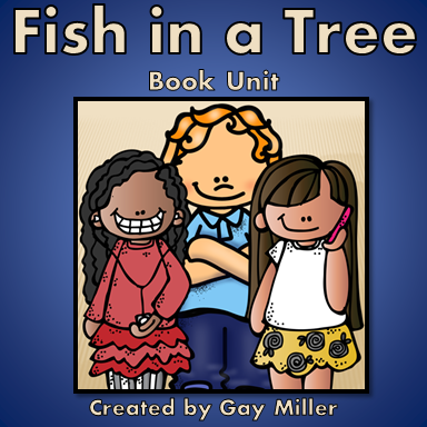 Fish in a Tree Book Ideas