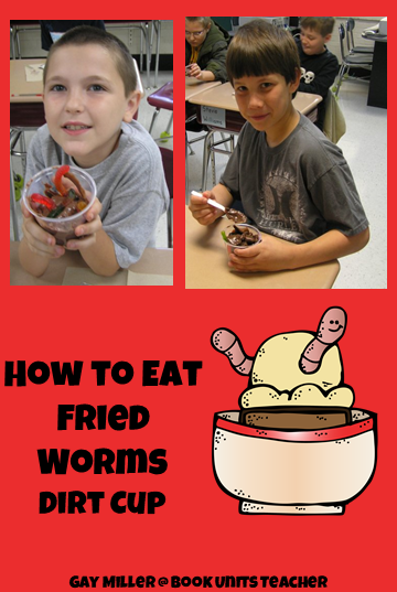 Dirt Cakes Made Simple for the Classroom