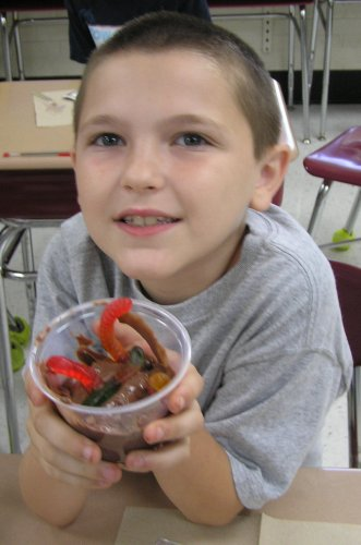 How to Eat Fried Worms Teaching Ideas