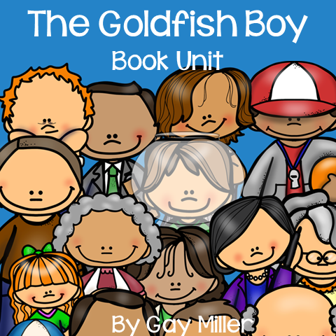 Teaching Ideas to Use with The Goldfish Boy