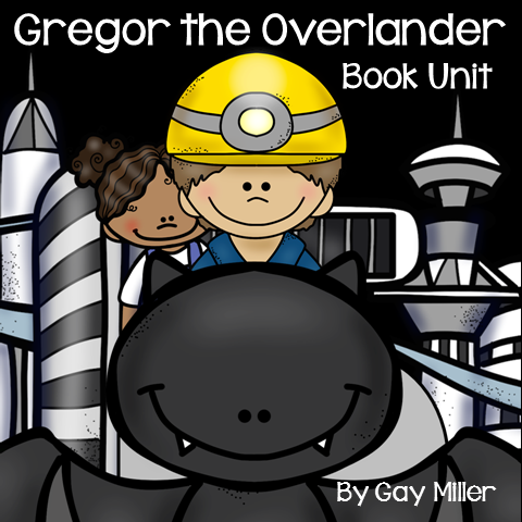 Gregor the Overlander Book Unit